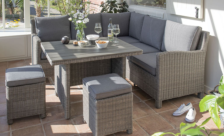 Kettler casual dining product range toad hall garden for Furniture palma