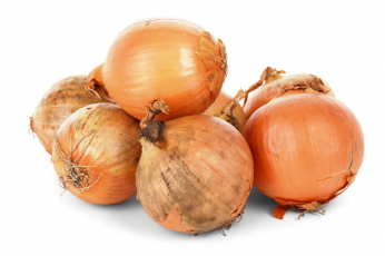 Dry and store onions now that their top growth has browned and begun to droop