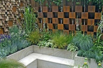 Outdoor Style: Contemporary gardens